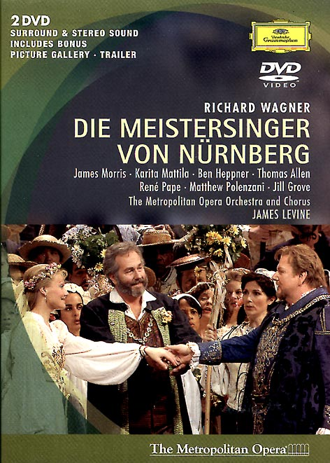Meistersinger von Nürnberg Meistersinger